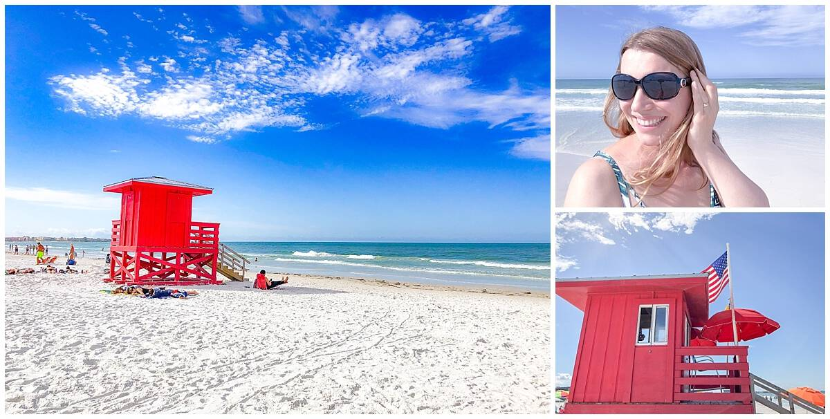 Unusual things to do in Sarasota - Siesta Beach