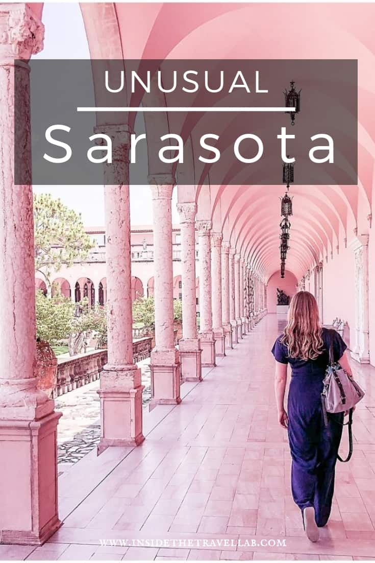 Unusual and unique things to do in Sarasota Florida. From world class museums to great beaches and far flung flavours, this collection of Sarasota activities will keep you busy on vacation. #Sarasota #Florida #USA