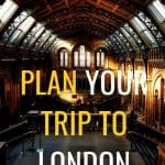 Plan your trip to London cover image