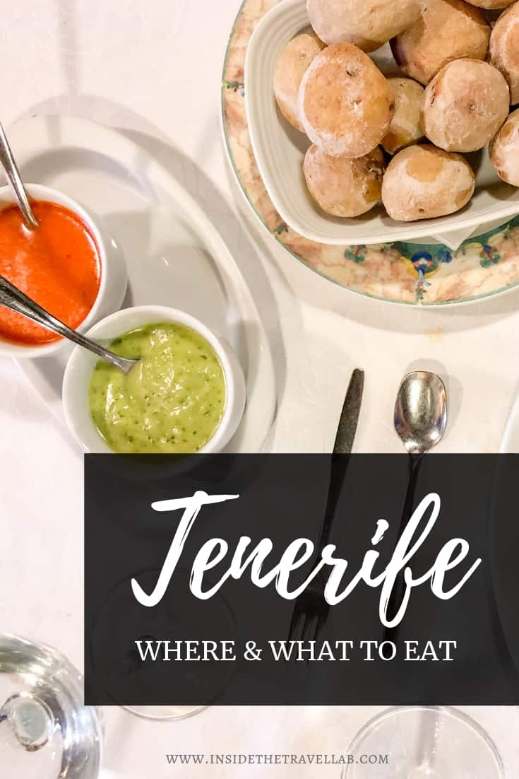 Tenerife Food Guide