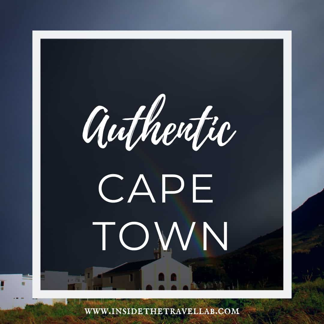 Authentic and unusual things to do in Cape Town