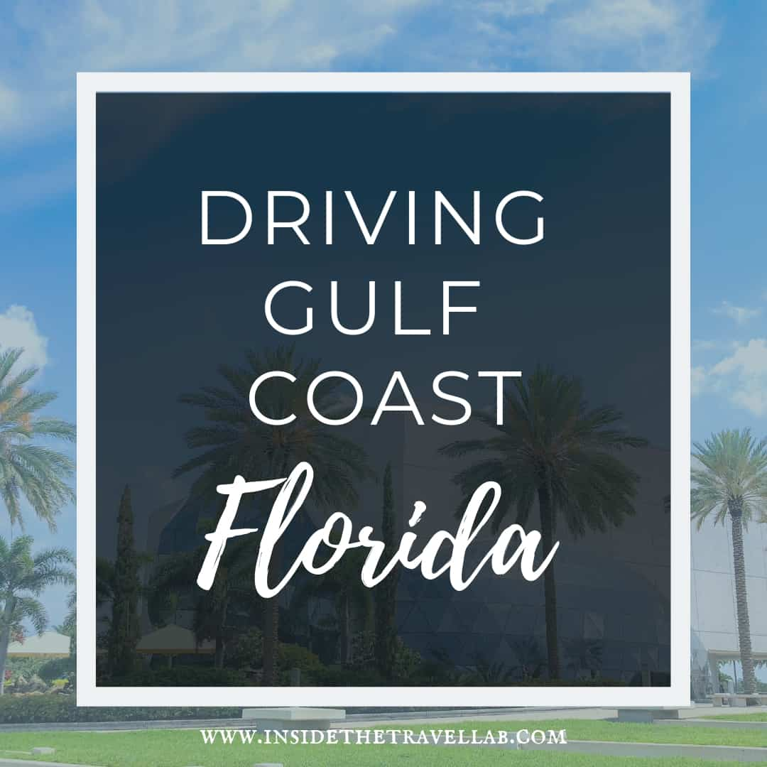 Driving Gulf Coast Florida