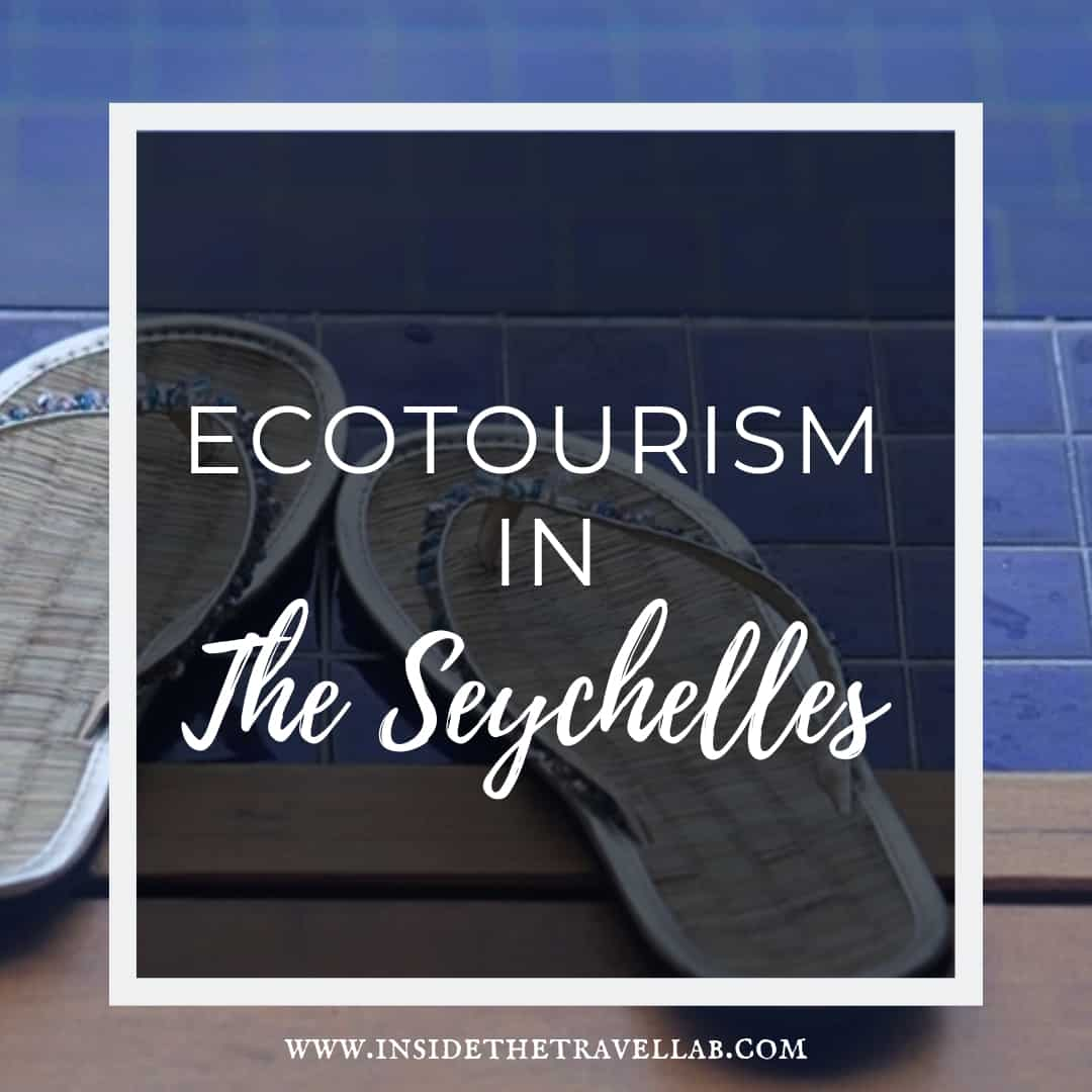 Ecotourism in the Seychelles