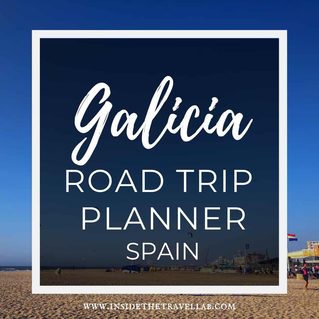 Galicia Road Trip Planner