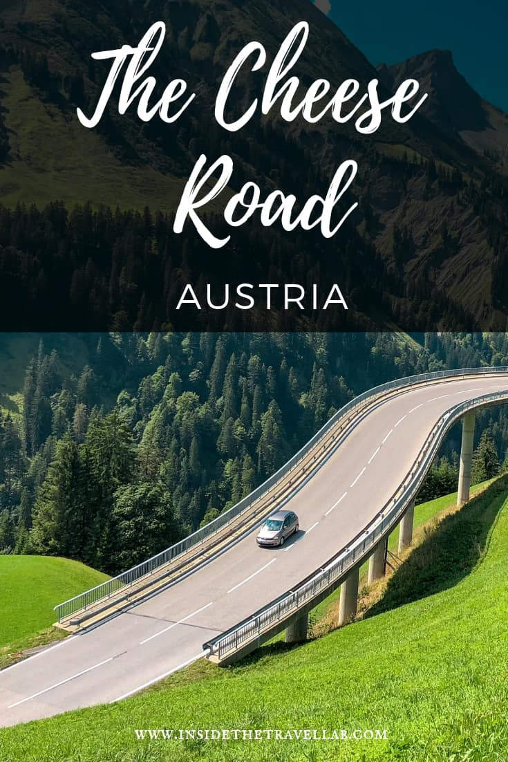 The ultimate guide to Käsestrasse aka the Cheese Trail in Bregenzerwald, Austria! The hills are alive with the sound of cheese! The Kasestrasse translates to cheese road but it's actually a vast trail of tradition, culture and innovation. A great route for foodies and off the beaten track experience in West Austria.  #Austria #Bregenzerwald #Cheese #foodandtravel