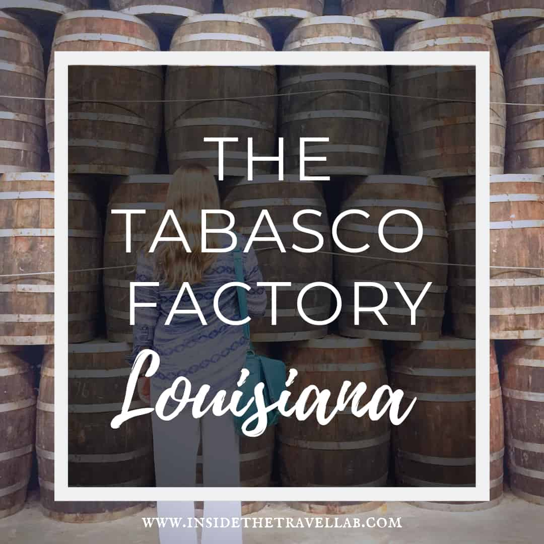 The Tabasco Factory Avery Island Louisiana