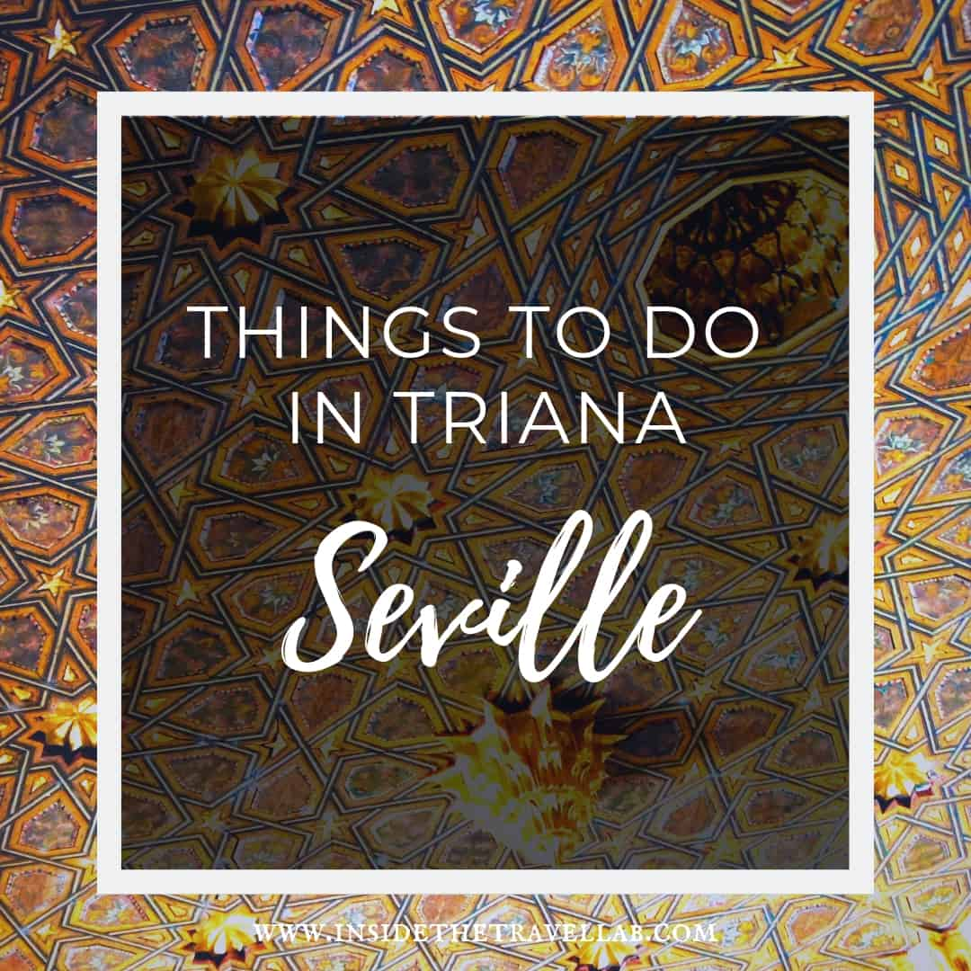 Things to do in Triana Seville