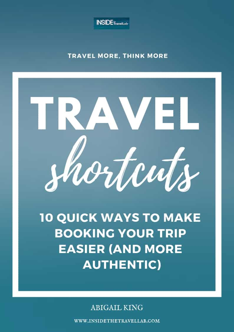Travel Shortcuts ebook