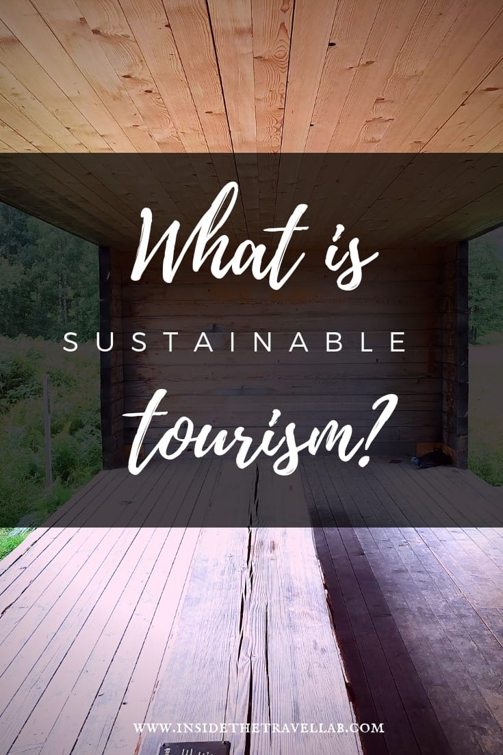 What is sustainable tourism? A fun and useful introduction to the idea of sustainable travel and its close relations: responsible travel, ecotravel and green tourism. Full of practical tips and resources for further reading, this is a great introduction to the subject. via @insidetravellab