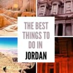 The Best Things to do in Jordan Cover