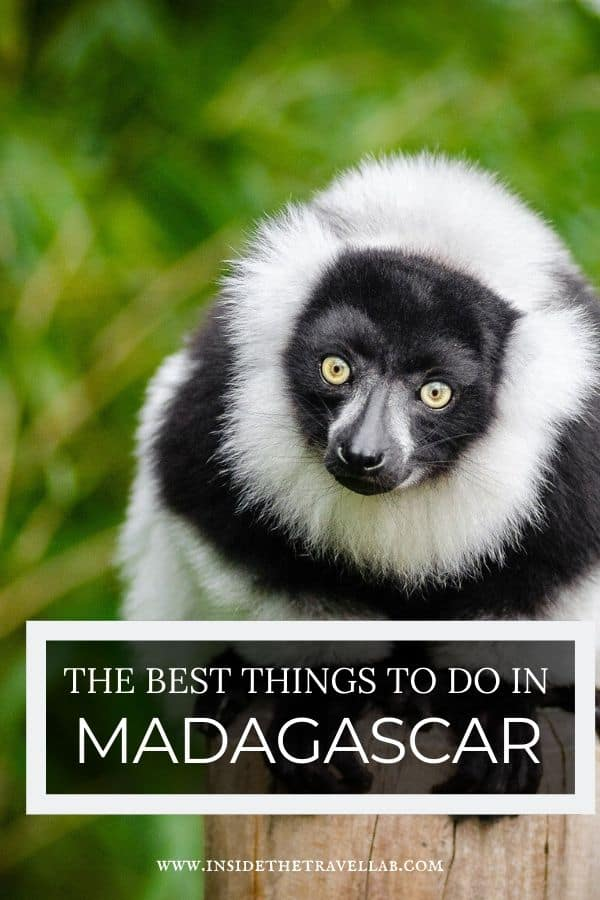 Best things to do in Madagascar