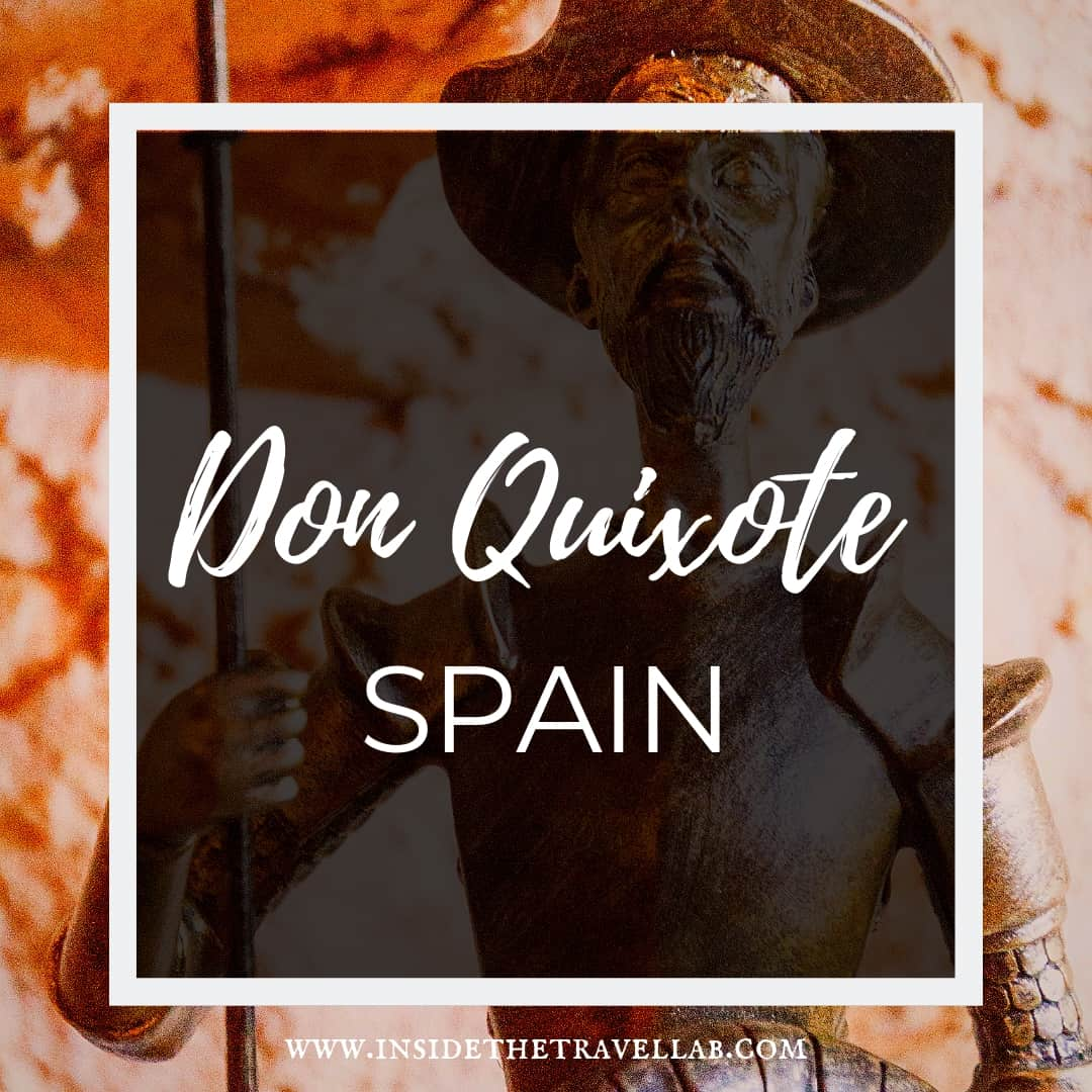 Don Quixote and Cervantes Spain