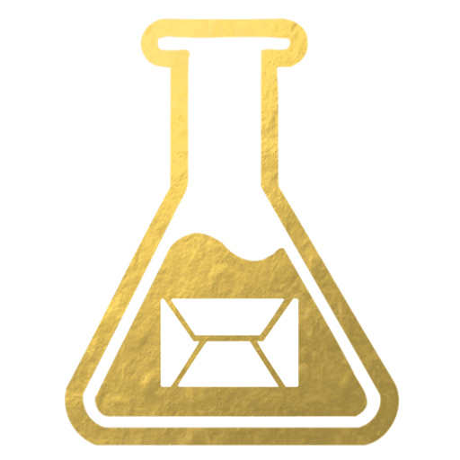 gold flask subscribe icon for Inside the Travel Lab luxury blog