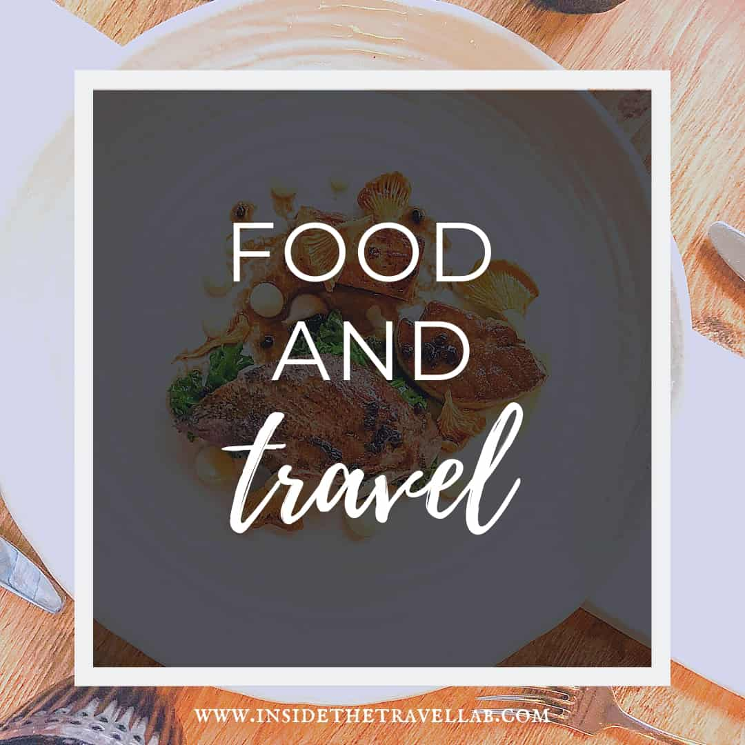 Food and Travel for beginners and foodies