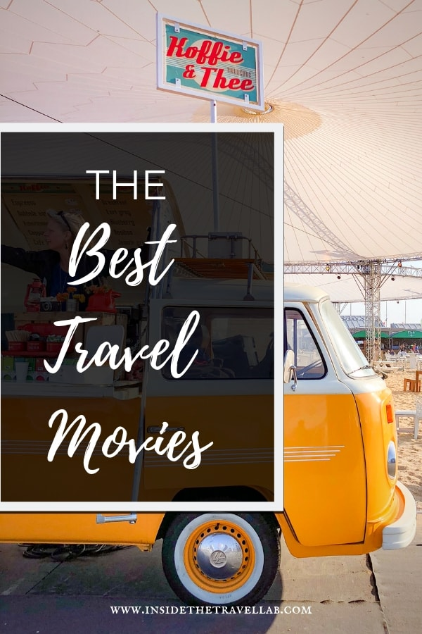 The best travel movies and travel films with easy access for renting and buying on Amazon. #travel #movies