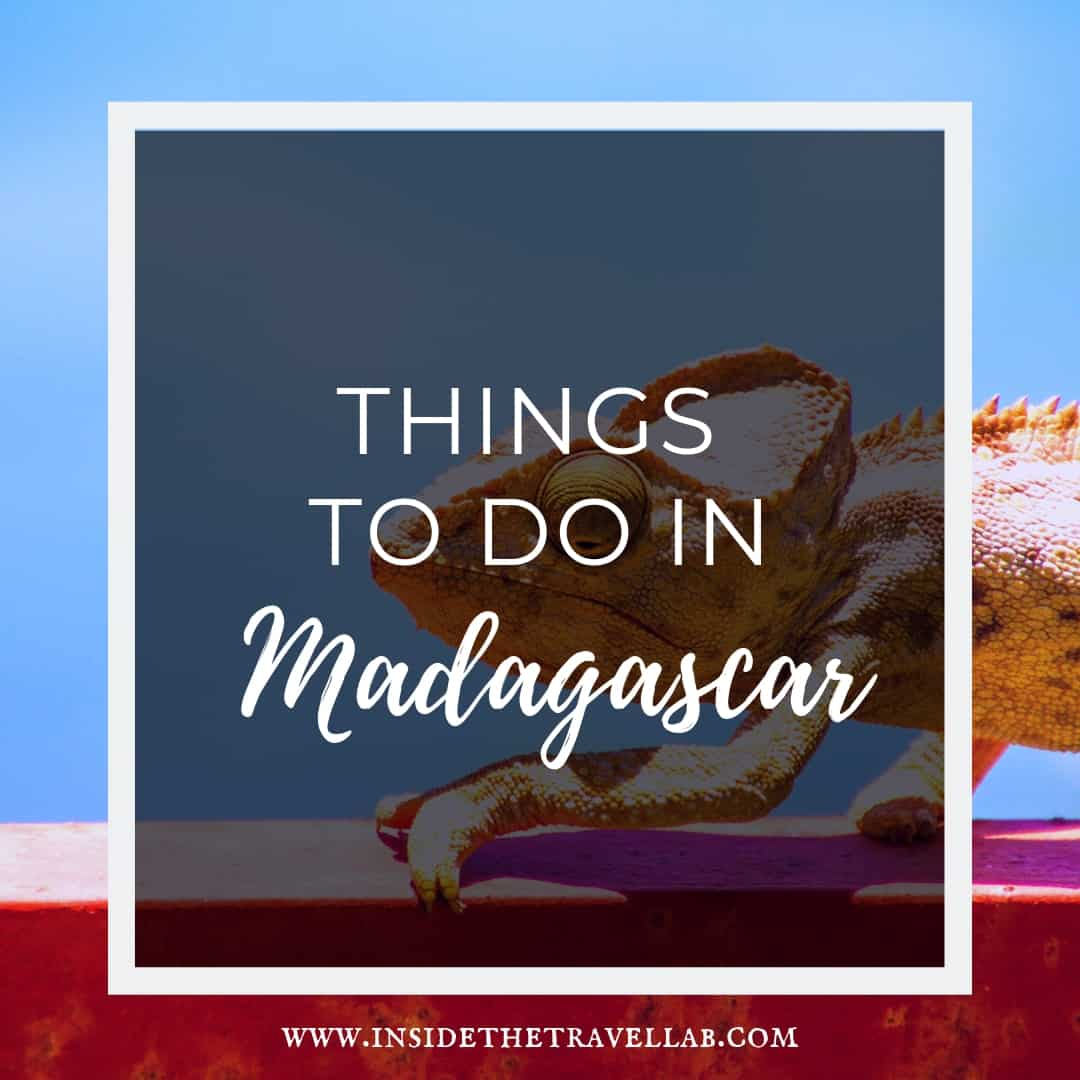 Things to do in Madagascar