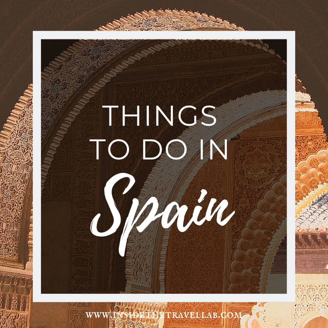 The best places to visit in Spain - planning a trip to Spain