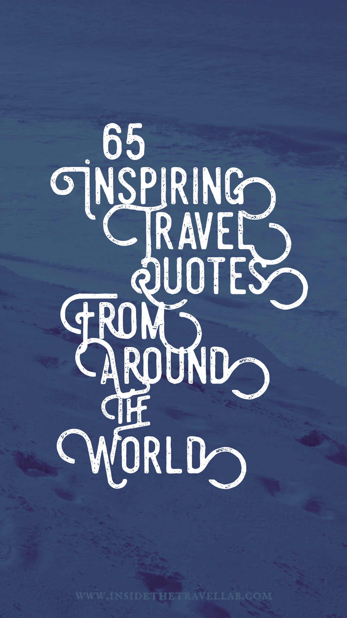 Inspiring travel quotes to give you the poetic kick up the backside you need! From adventure travel to solo travel, eco travel to travel with friends, these are some of the best quotes around. Also, they include NEW QUOTES from NEW WRITERS. Pin now. Enjoy later :-) #travel #quotes #inspiring #travelquotes
