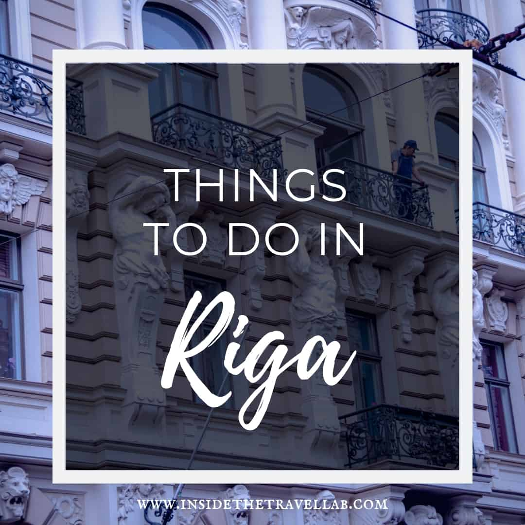 Best things to do in Riga travel collection