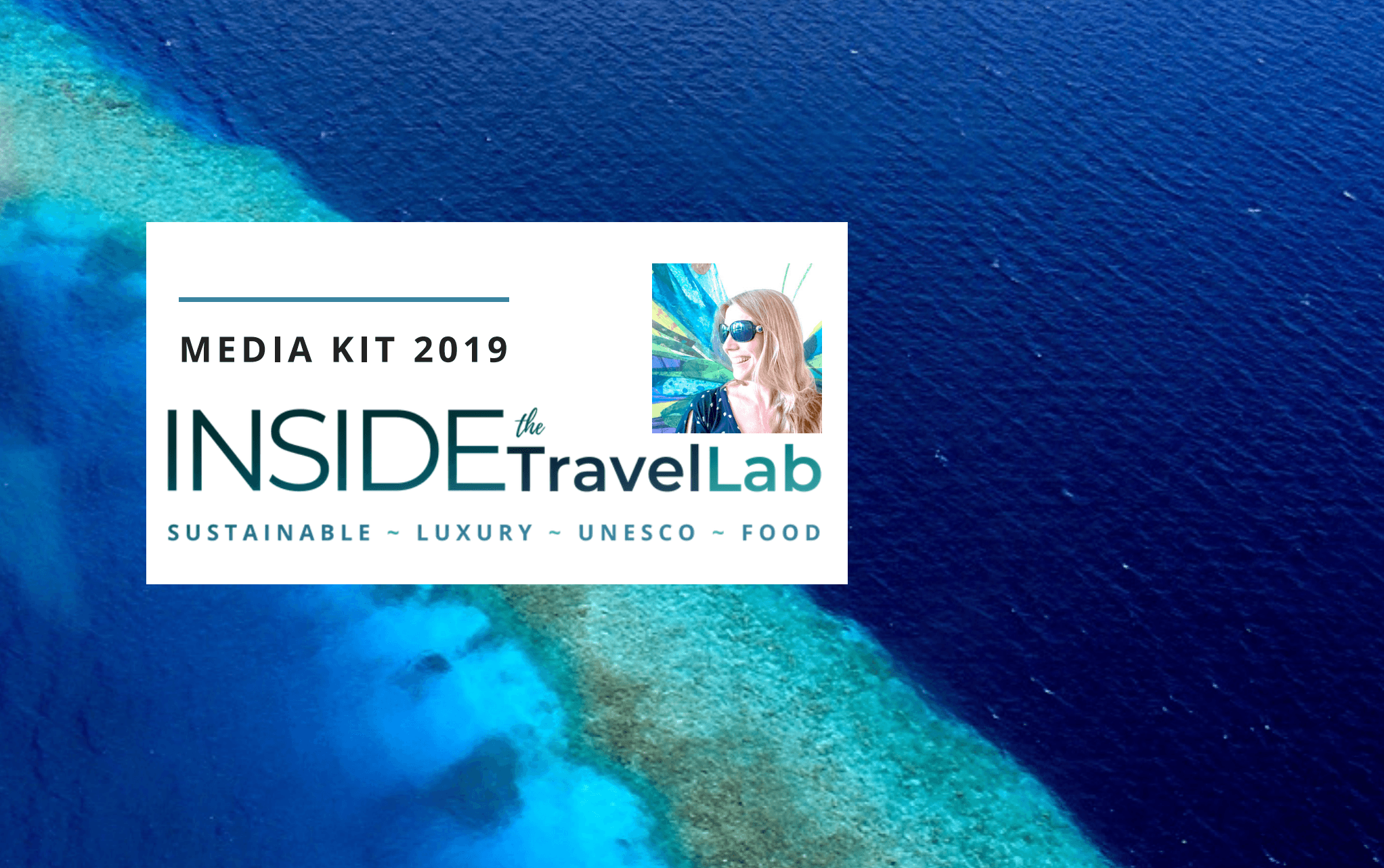 Inside the Travel Lab Media Kit 2019