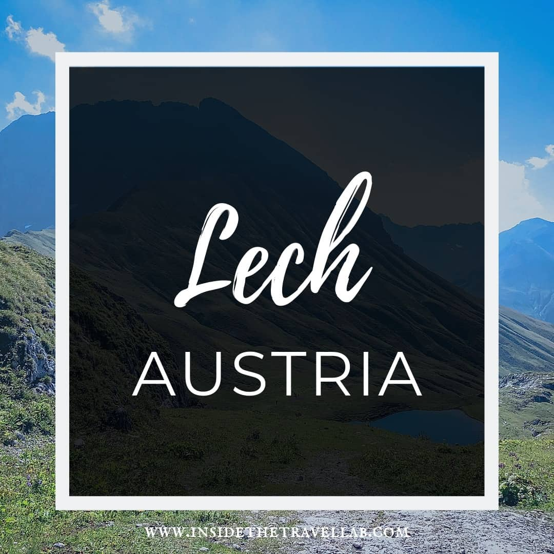 Things to do in summer in Lech Austria