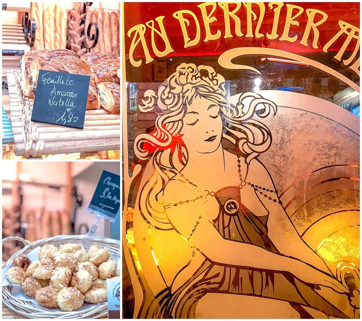 Tasty pastries and art nouveau in Paris
