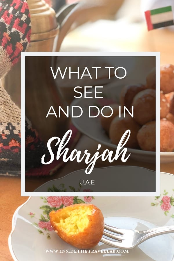 What to see and do in Sharjah