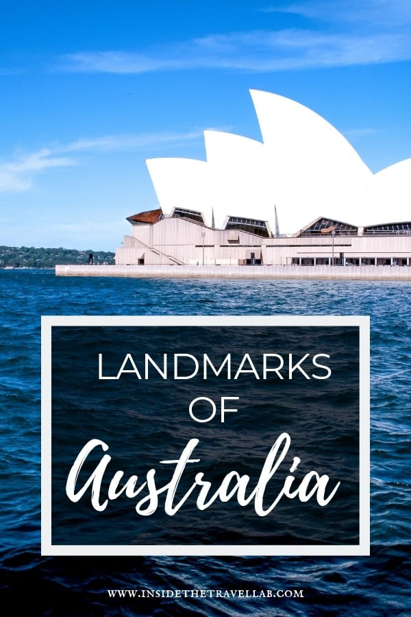 Australian Landmarks. Start planning your trip to Australia by learning about the iconic Aussie landmarks. Find travel advice, photos, tips, history and more and use this as a springboard to learning more about the country. #Australia #Travel #TravelAustralia #Aussie