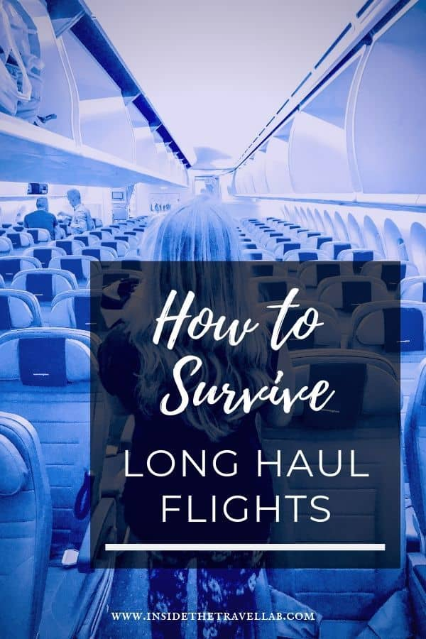 How to survive long haul travel tips with advice from travel experts