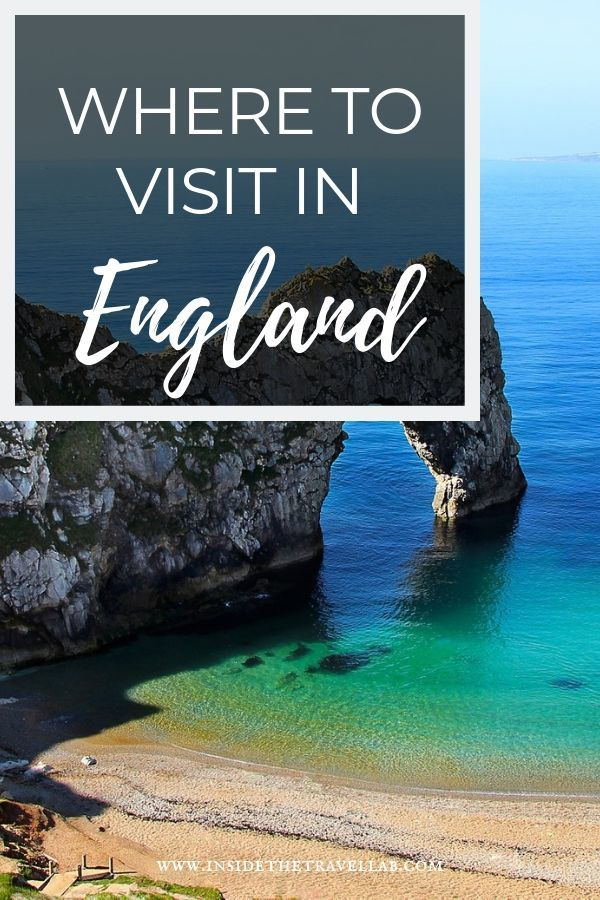 Best places to visit in England Cornwall