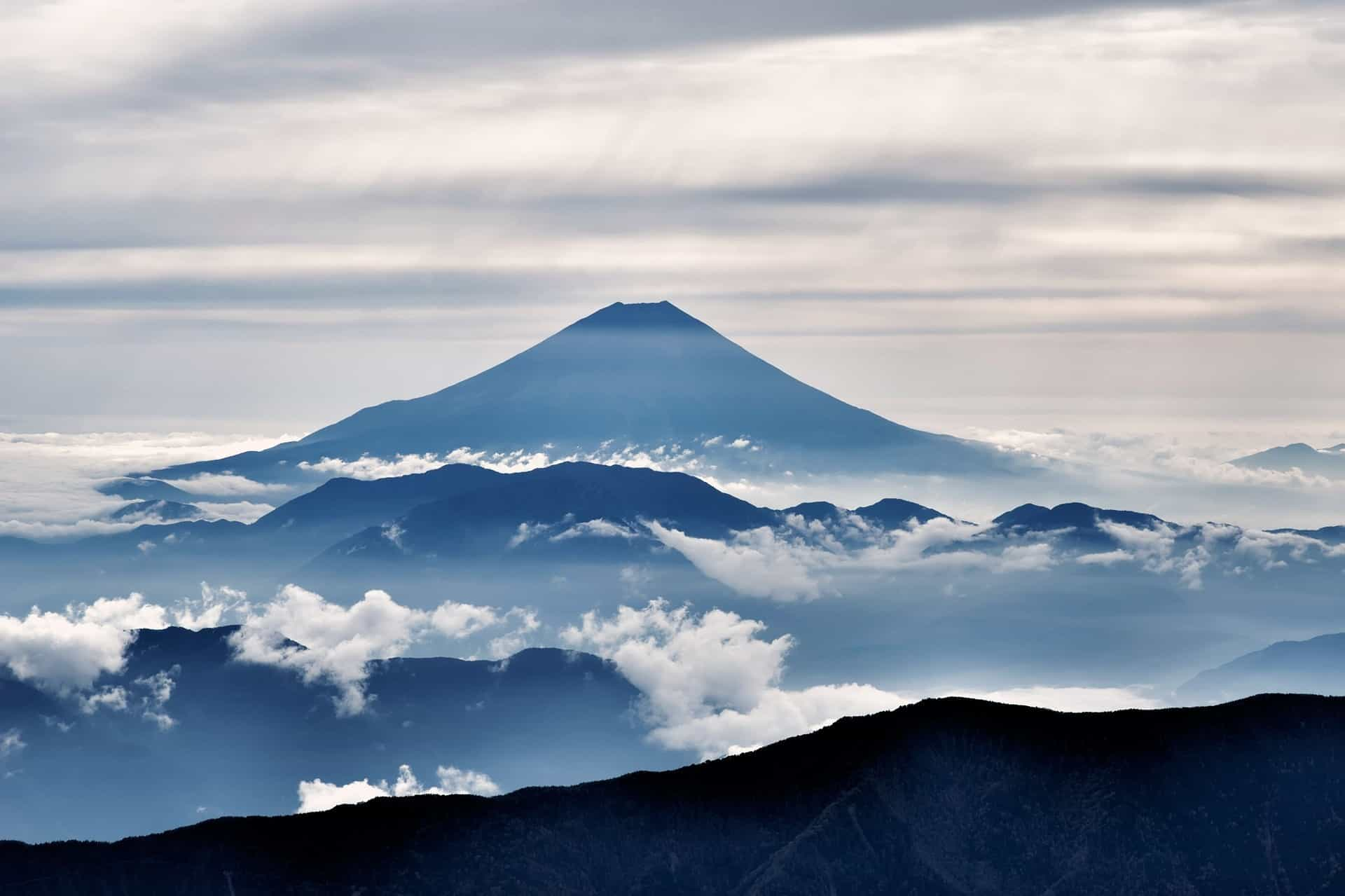 Mount Fuji Day Trip from Japan