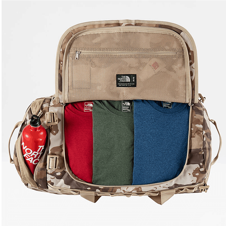 Northface Base Camp duffel Sand