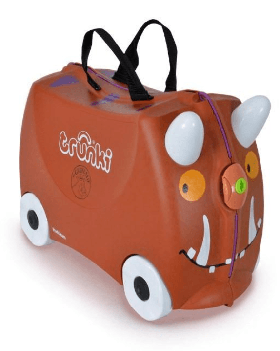 Trunki suitcase as cabin luggage