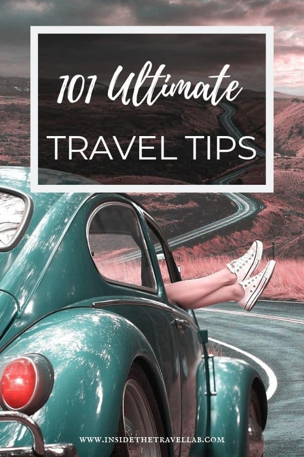 Ultimate travel tips and hacks to help you plan the perfect trip. #Travel #TravelTips