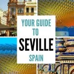 Your guide to Seville Spain cover image