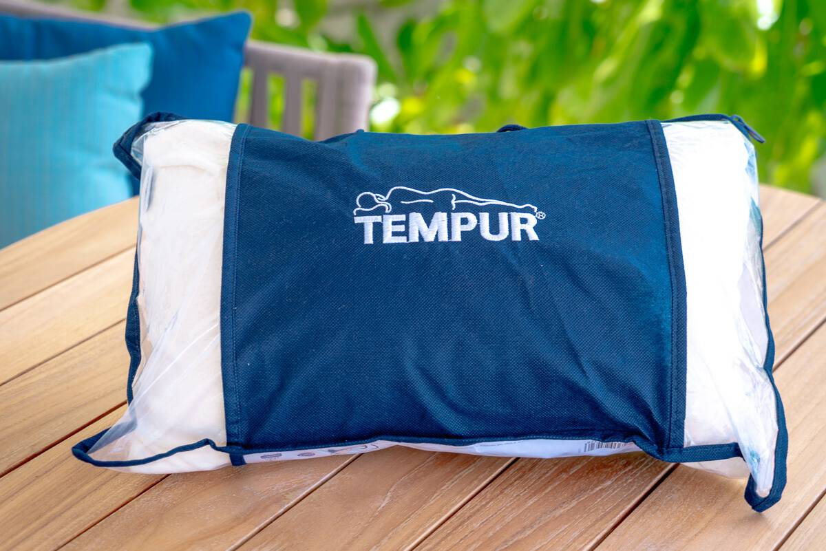 Tempur® Travel Pillow