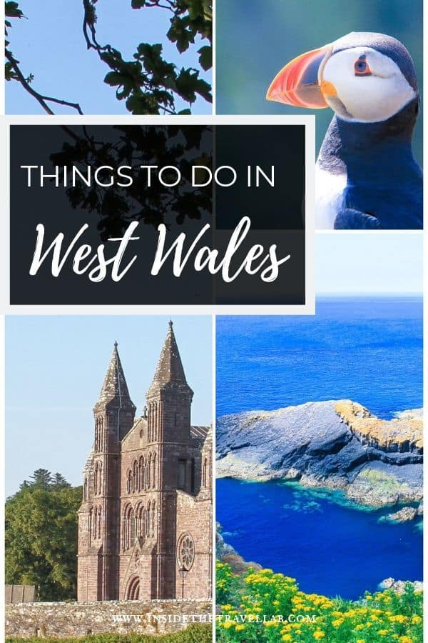 Things to do in West Wales