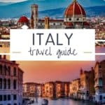 Italy travel guide and itinerary planner cover image