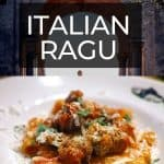 Authentic Italian Ragu Recipe - Traditional Ragu Sauce