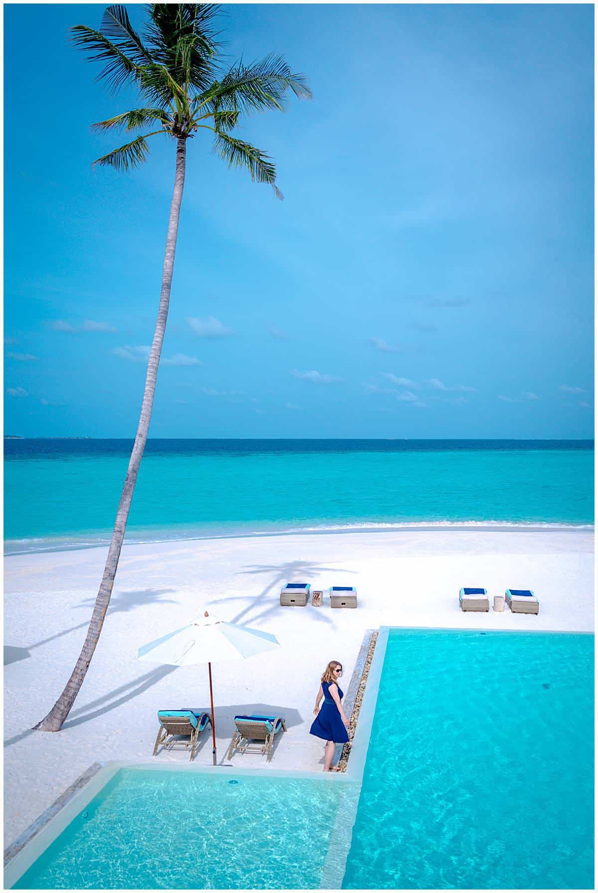There are more things to do in the Maldives than just hang around the pool...