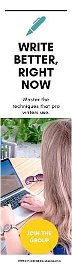Write Better Right Now online course banner