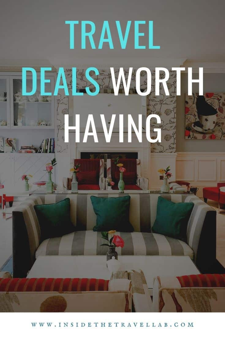 Black Friday and Cyber Monday Travel Deals Worth Having