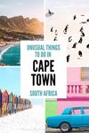 Unusual things to do in Cape Town South Africa. Enjoy this list of incredible Cape Town attractions, tourist highlights and off the beaten path recommendations in South Africa. Enjoy food tours, witch doctors, Table Mountain and more with this fascinating glimpse into what there is to do in Cape Town. #CapeTown #SouthAfrica