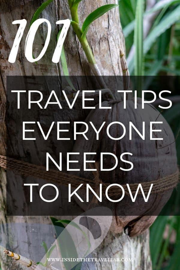 Find the best travel tips for international travel, business travel, solo travel, food travel and travel with the kids. Brush up your travel skills here. #travel #tips #international