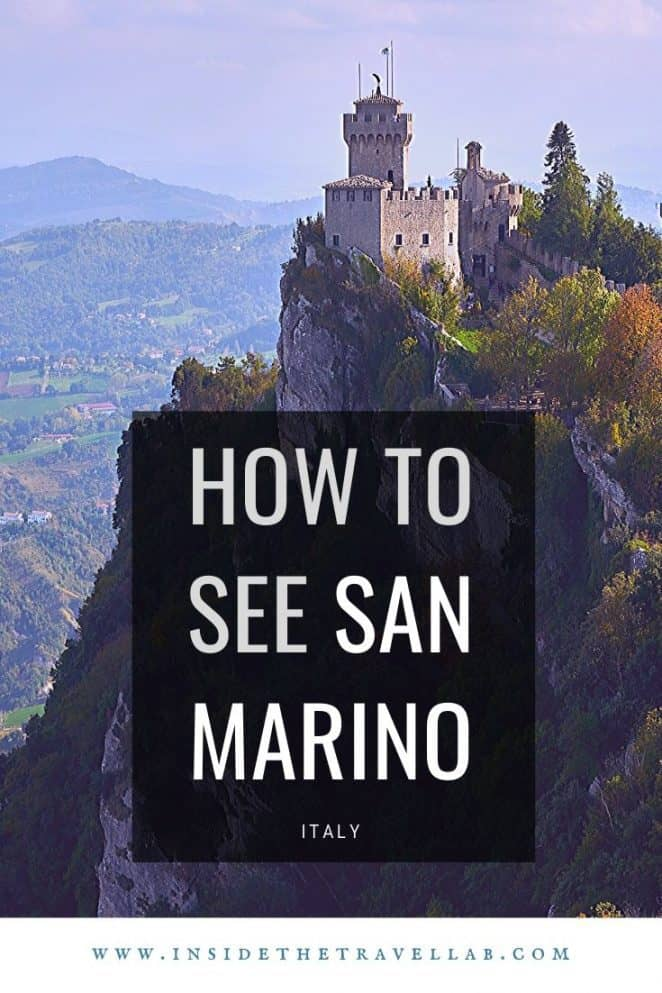 San Marino Travel Guide Cover