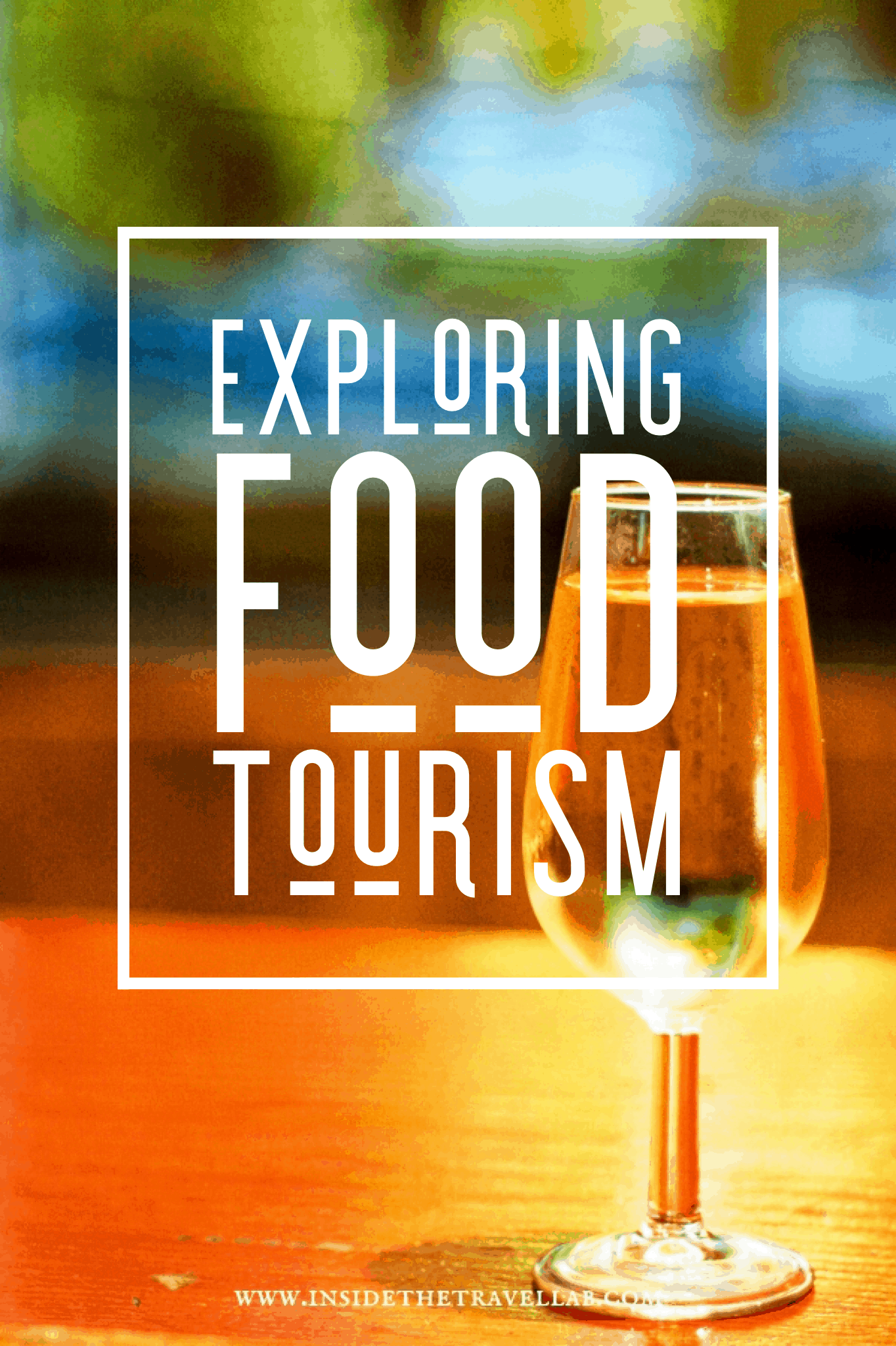 Exploring food tourism cover image with fino sherry