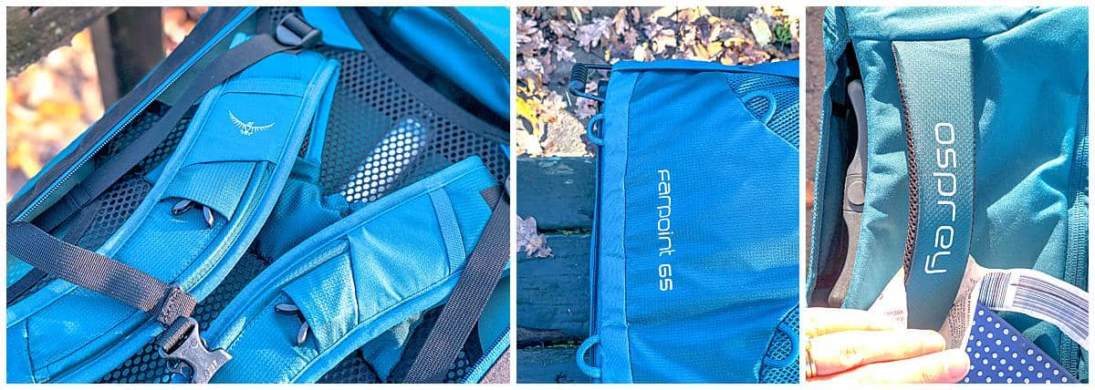 Osprey Farpoint 65 Review Ways to Carry It