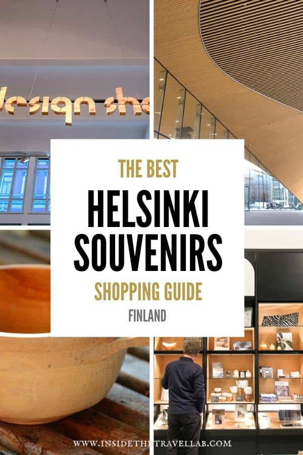 Discover the curious and colourful souvenirs you can find in Helsinki Best Helsinki souvenirs and shopping guide for Finland's capital.