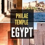 Philae temple Egypt cover image
