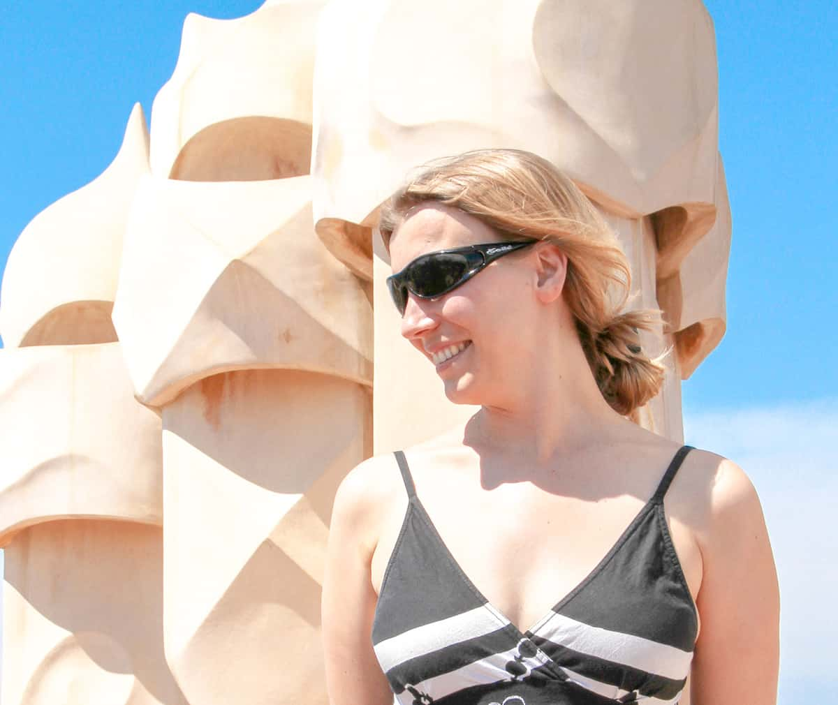 Spain - Barcelona-Casa Mila - Travel writer - Abigail King